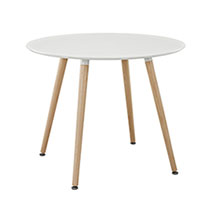 Track Circular Dining Table