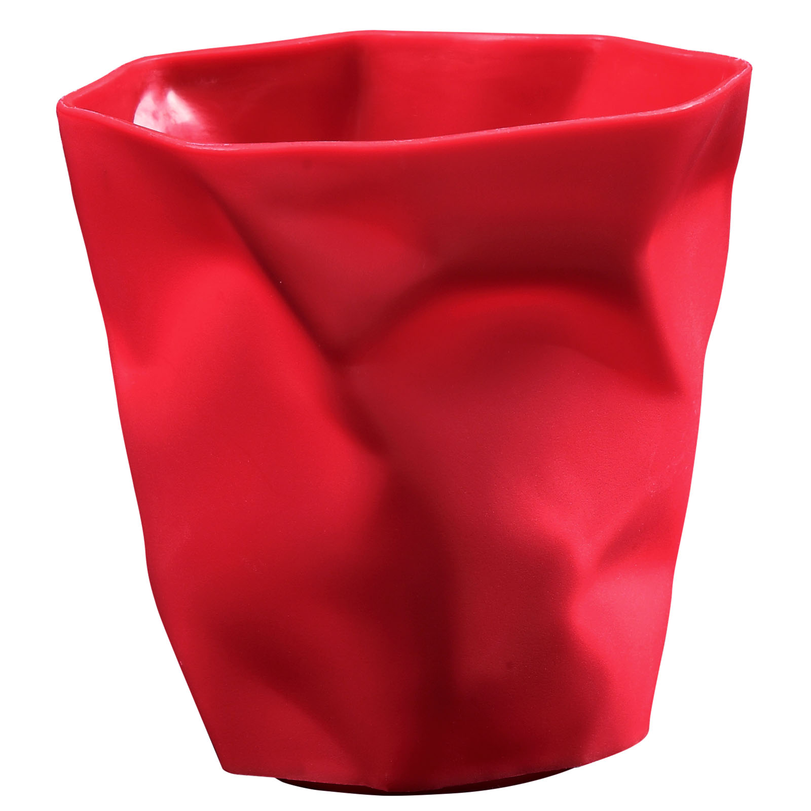 Lava Pencil Holder Red EEI-1023-RED