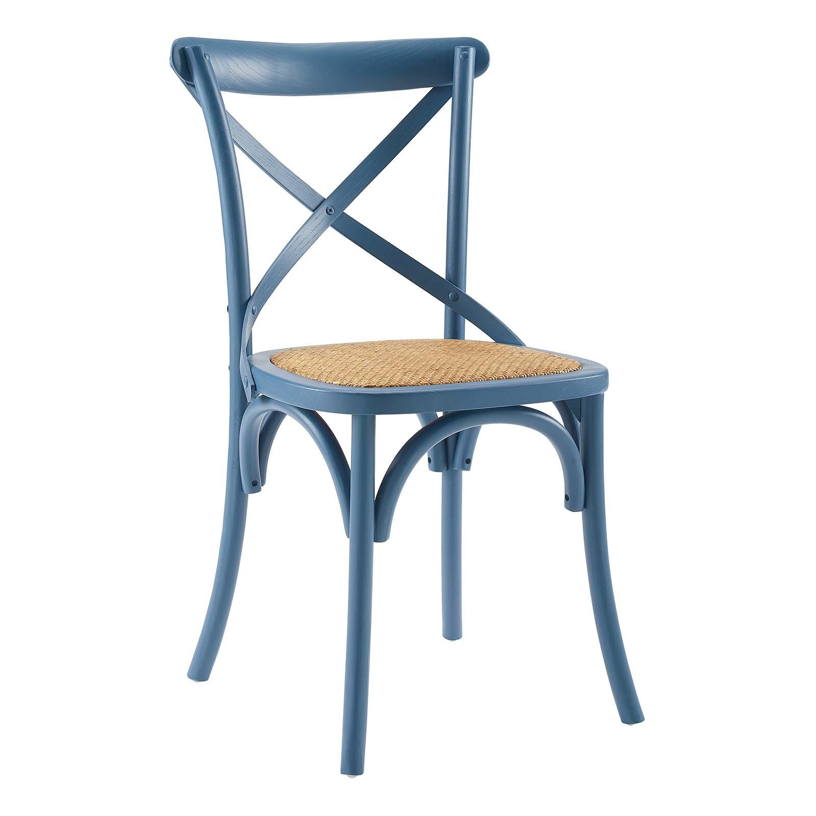 Gear Dining Side Chair Harbor EEI-1541-HAR