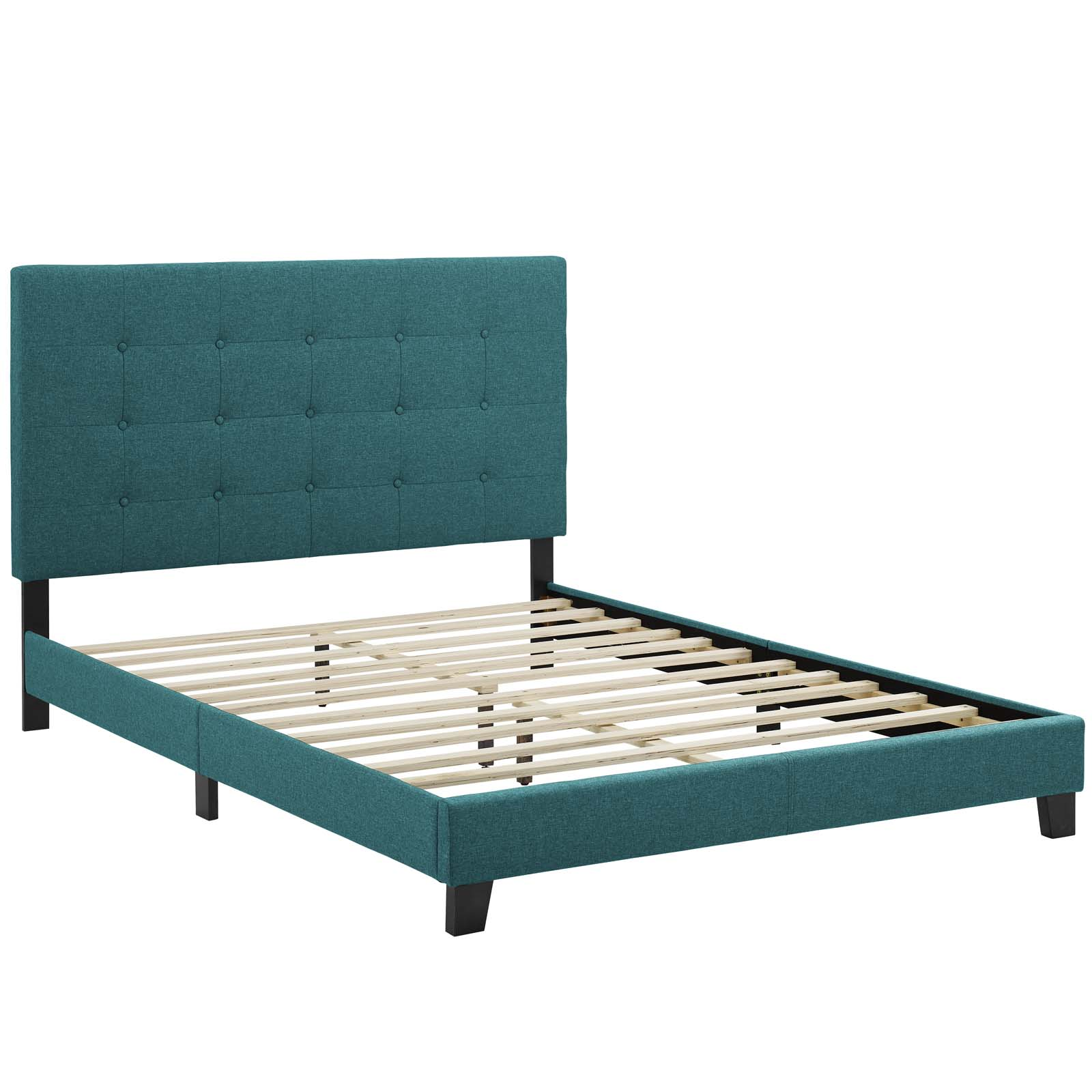 Calla King Bed (Teal)