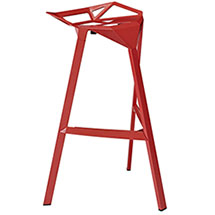 Launch Stacking Bar Stool