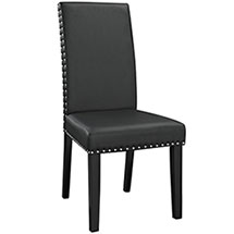 Parcel Dining Vinyl Side Chair