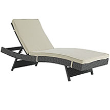 Sojourn Outdoor Patio Sunbrella® Chaise