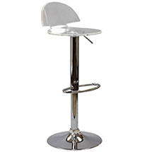 Translucent Bar Stool