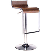 LEM Wood Bar Stool