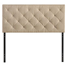 Theodore King Fabric Headboard
