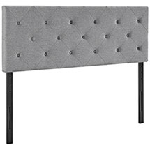 Terisa Full Upholstered Fabric Headboard