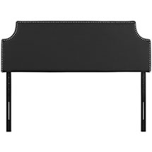 Laura King Vinyl Headboard