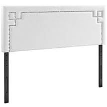 Josie Full Vinyl Headboard