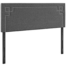 Josie Full Upholstered Fabric Headboard