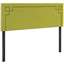 Josie Queen Fabric Headboard