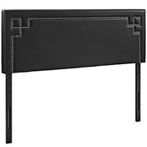 Josie King Vinyl Headboard